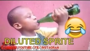 Video: DILUTED SPIRIT  | Latest 2018 Nigerian Comedy